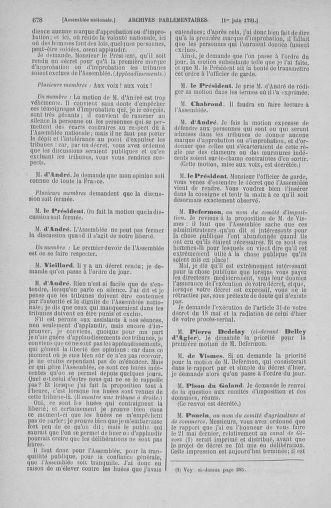 Tome 26 : Du 12 mai au 5 juin 1791 - page 678