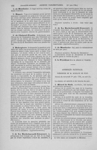 Tome 26 : Du 12 mai au 5 juin 1791 - page 692