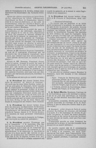 Tome 26 : Du 12 mai au 5 juin 1791 - page 693