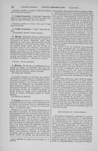 Tome 26 : Du 12 mai au 5 juin 1791 - page 700
