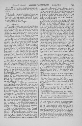 Tome 26 : Du 12 mai au 5 juin 1791 - page 713