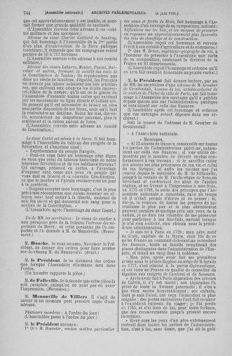 Tome 26 : Du 12 mai au 5 juin 1791 - page 744