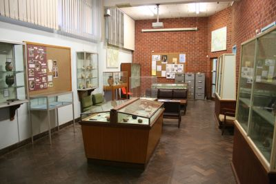 The University of KwaZulu-Natal Museum of Classical Archaeology