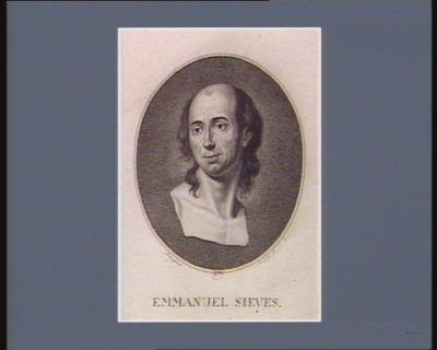 Emmanuel Sieyes [estampe]
