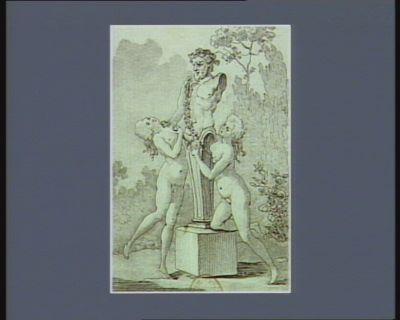 [Invocation de la Reine, & de mademoiselle Théroigne à la statue de Priape...] [estampe]