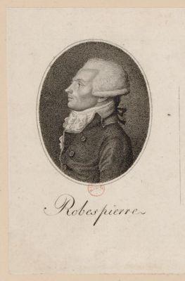 Robespierre Taschenbuch für die neuste Geschichte : Erster Jahrgang 1794 : [estampe]