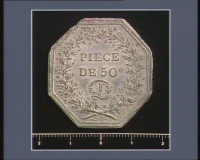 PIECE // DE 50.£