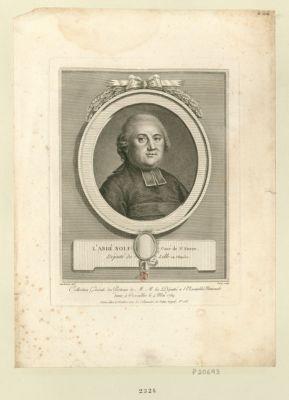 <em>L</em>' Abbé Nolf, curé de St Pierre député de Lille en Flandre : [estampe]