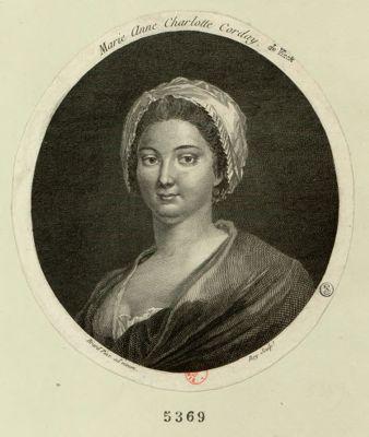 Marie Anne Charlotte Corday [estampe]
