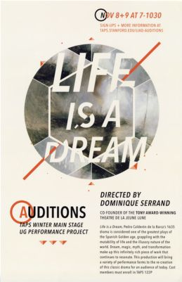 Life Is A Dream Auditions