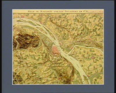 Siège de Mayence par les Prussiens en 1793 du 6 avril au 22 juillet capitulation, 23 juillet 1793 : [dessin]