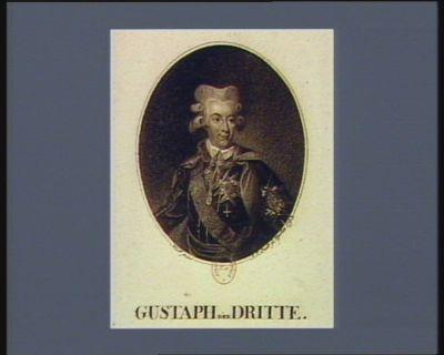 <em>Gustav</em> der Dritte [estampe]