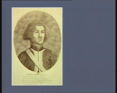 Guillaume, âgé de 26 ans ont arrêté le Roi le 22 juin 1791... : [estampe]